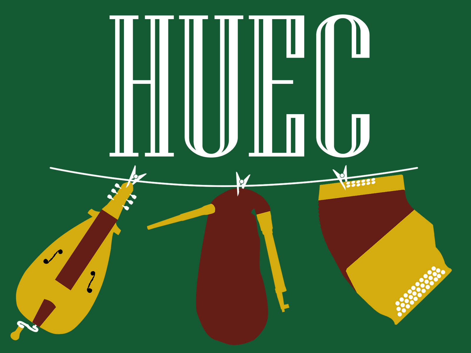 CD groupe Huec