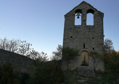 rectoria de pedra